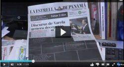 Diarios panameños en la incertidumbre