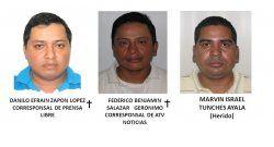 Diputado involucrado en asesinatos de dos periodistas