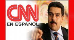 Nicolás Maduro arremete nuevamente contra CNN
