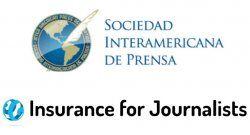 SIP lanza plan de seguro para periodistas por periodistas