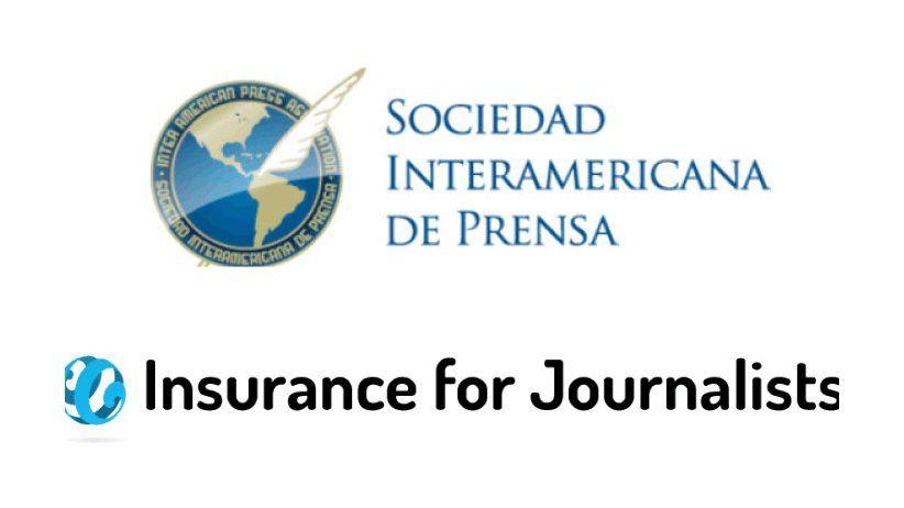 SIP lanza nuevo plan de seguro desarrollado para periodistas por periodistas