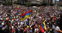 CIDH urge respeto al derecho a las protestas
