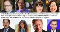 Presentaciones en la Reunión de Medio Año en Antigua Guatemala