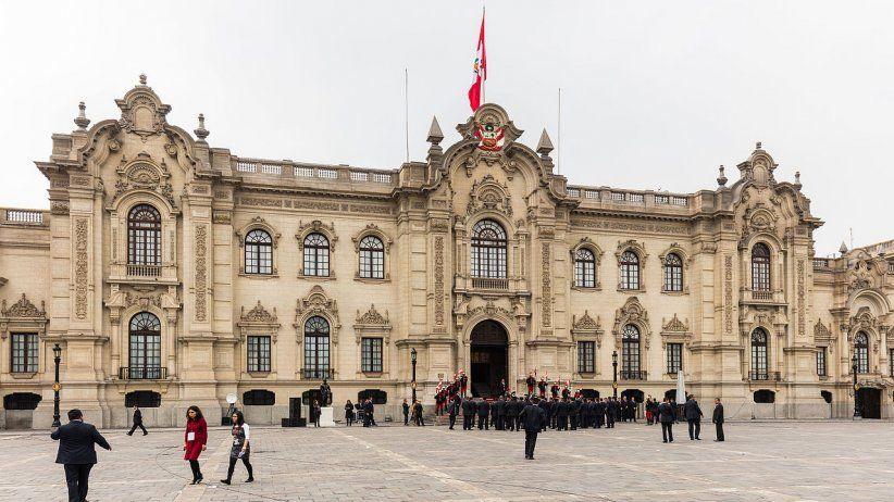 Perú: Delegación de la SIP visita al presidente Kuczynski