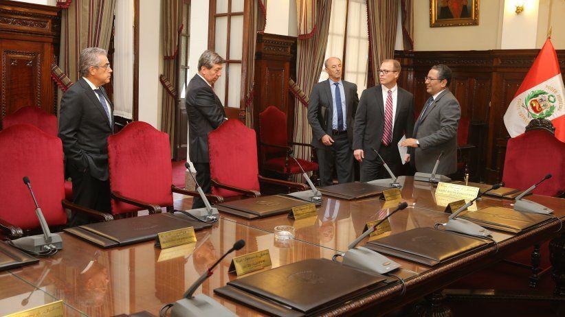 Perú: Logra la SIP compromisos a favor de la libertad de prensa