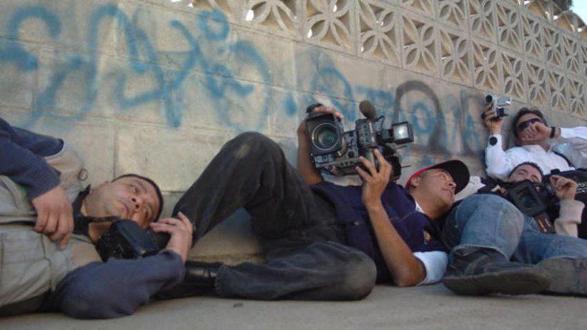 Manuales de seguridad para periodistas