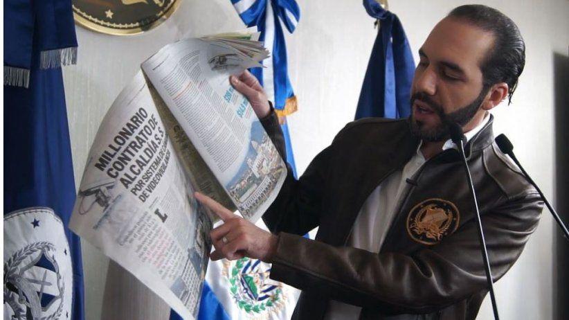 El Salvador: La SIP preocupada por demandas millonarias contra La Prensa Gráfica