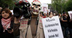 Amenazas, arma de censura masiva en México