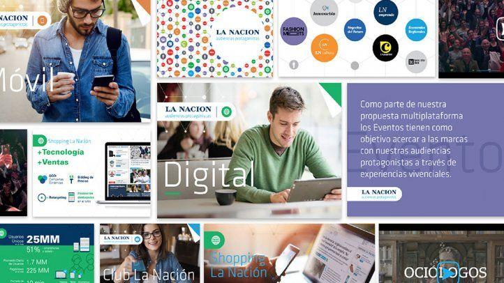 Suscripción de contenidos digitales en La Nación