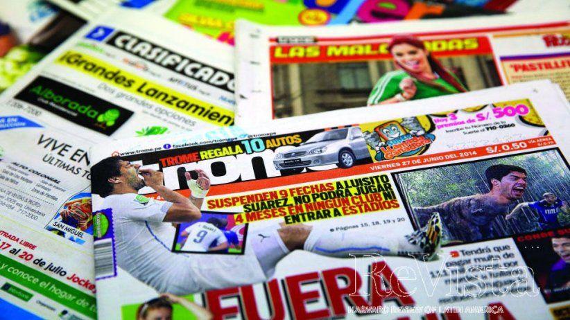 XI Congreso en Lima busca energizar a los diarios populares latinoamericanos