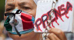 Aumentan las agresiones contra la prensa en México
