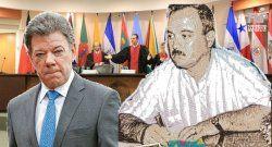 Carta abierta al presidente Juan Manuel Santos por el caso Carvajal en la Corte IDH
