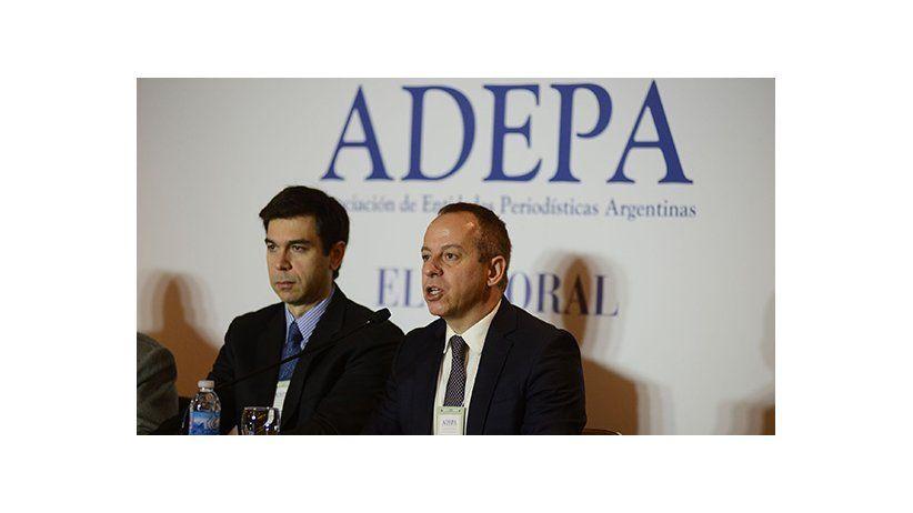 Argentina: Resalta Adepa la necesidad de consolidar la vigencia de la libertad de prensa
