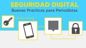 Campaña para la seguridad digital de los periodistas