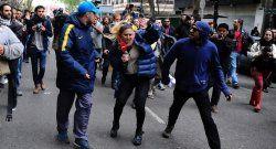 Condena por agresión contra periodistas argentinos