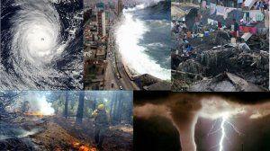 Cobertura periodística de desastres naturales destacada