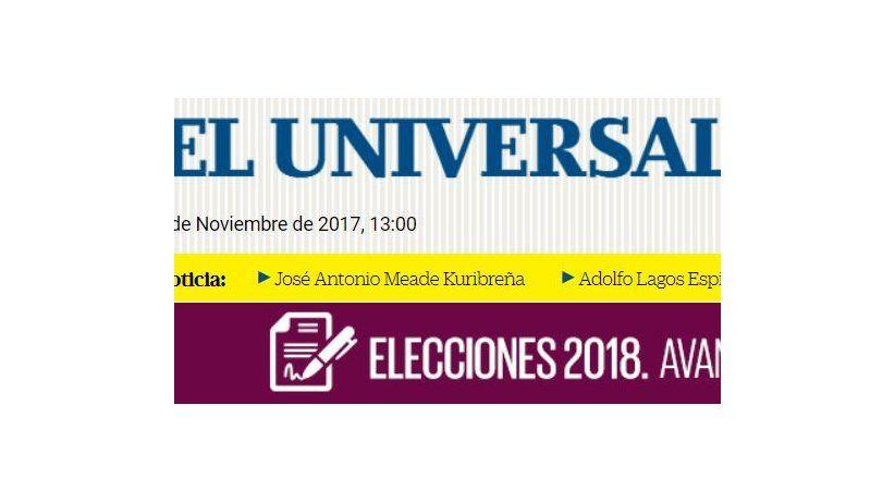 Preocupación de la SIP por ataques contra el diario El Universal de México