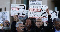 Cifra récord de periodistas encarcelados en 2017