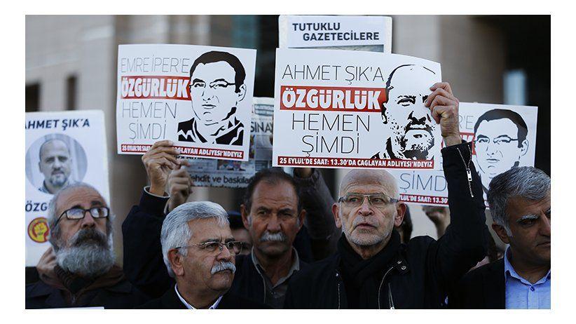 CPJ: Cifra récord de periodistas presos