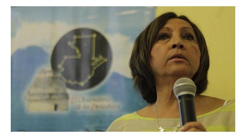 Fallece Ileana Alamilla, defensora de la libertad de expresión