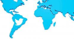 Colombia y Brasil los más populares en Twitter