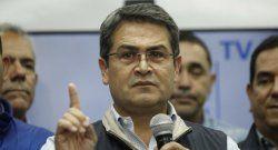 Obstrucción informativa en acto oficial en Honduras