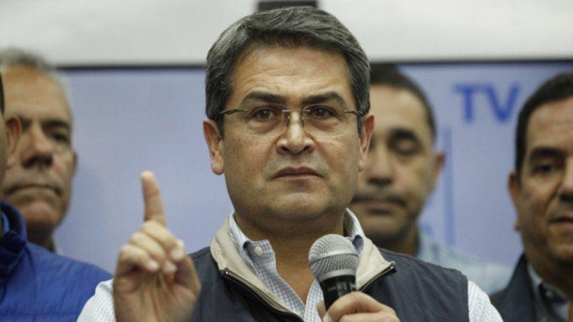 Honduras: obstrucción informativa en toma de posesión de la Presidencia