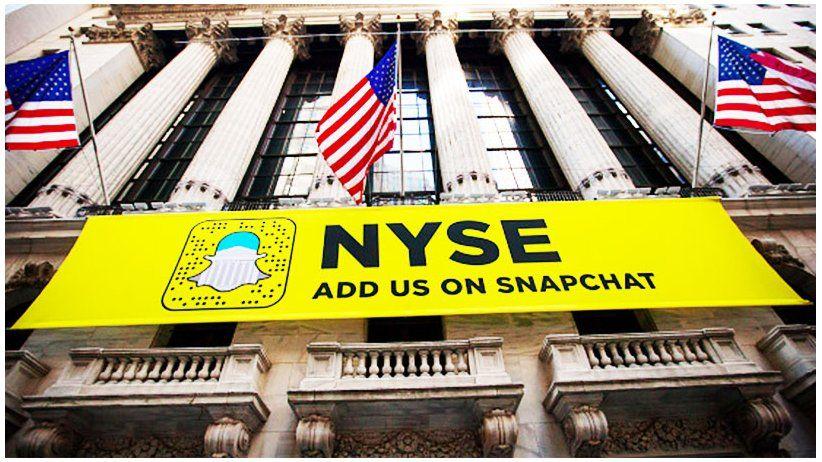 Snapchat pagó $100 millones a sus editores asociados en el 2017