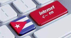 Trump atiza a Cuba con internet