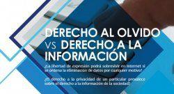 Derecho al olvido afecta el acceso a la información