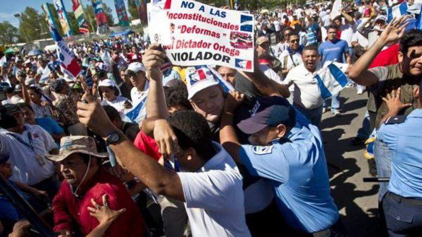 La SIP denuncia un sabotaje a la democracia en Nicaragua