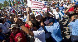 Nicaragua: denuncian censura de canales de TV en medio de protestas populares