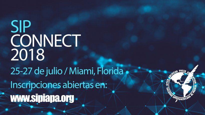 Avance del programa de SIPConnect 2018
