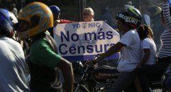 Continúa la censura contra la prensa en Nicaragua