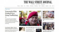 Diosdado Cabello perdió su disputa con The Wall Street Journal en EE.UU.