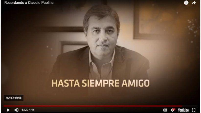 Dedican Día Mundial de la Libertad de Prensa a Claudio Paolillo