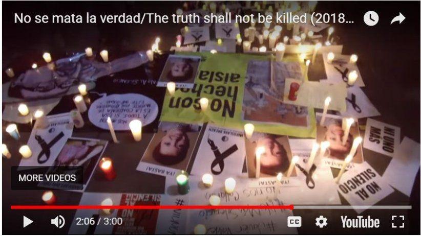 México: Estrenan documental sobre violencia contra periodistas