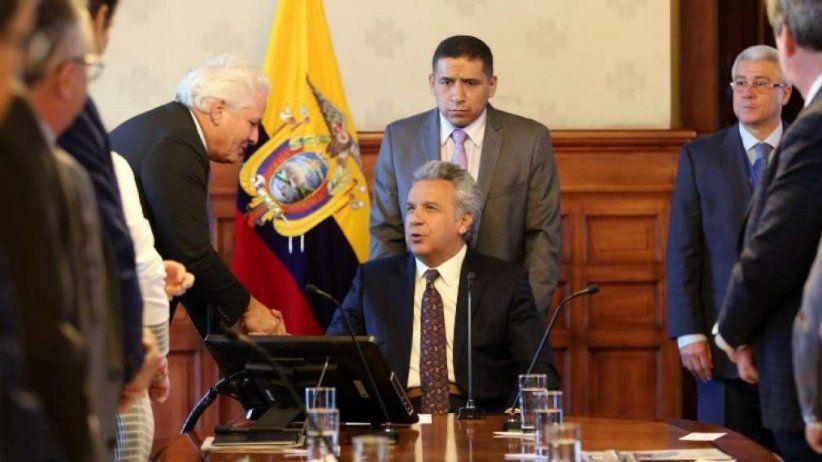 La SIP expresa entusiasmo ante avances sobre libertad de prensa en Ecuador