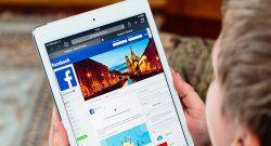 Se reduce el consumo de noticias por Facebook