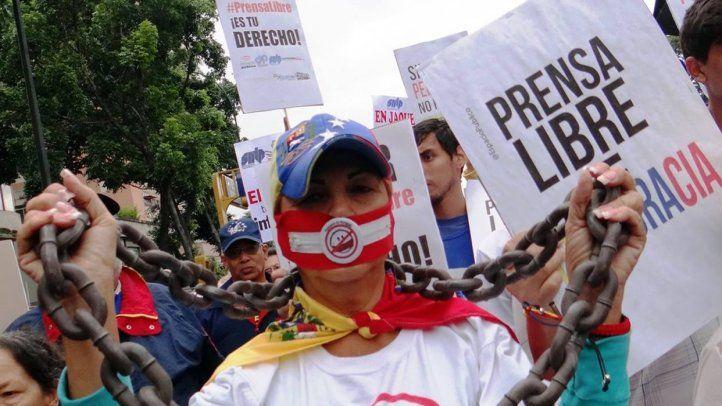Venezuela - Día del Periodista