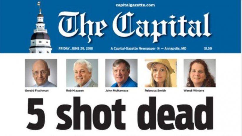 Consternación y luto de la SIP por asesinato de periodistas en EE.UU.