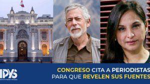 La SIP sorprendida ante retroceso de la libertad de prensa en Perú
