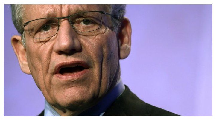Bob Woodward será uno de los oradores en la 74a Asamblea General de la SIP