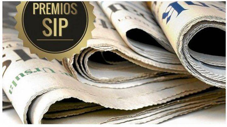 Vence este jueves a medianoche el plazo para postular al concurso SIP de periodismo