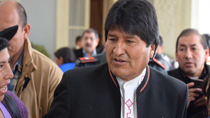 La SIP reprueba anuncio de Evo Morales a favor de una ley contra la mentira en Bolivia