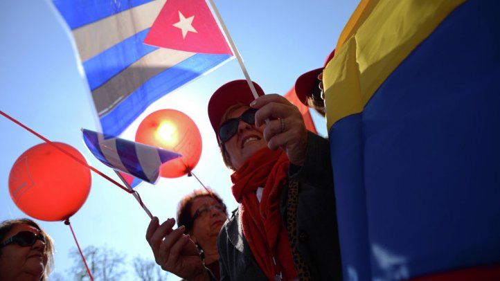 La SIP condena hostigamiento contra periodistas y medios en Nicaragua, Venezuela y Cuba
