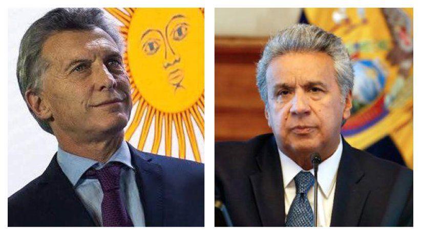 Presidentes de Argentina y Ecuador asistirán a la asamblea general de la SIP