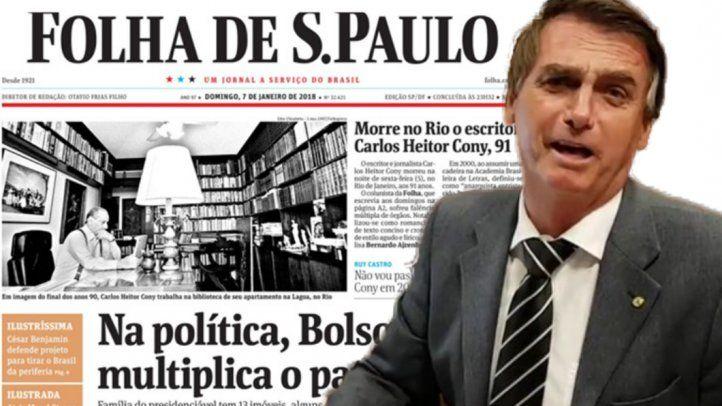 La SIP condena embestida de autoridades brasileñas contra la prensa