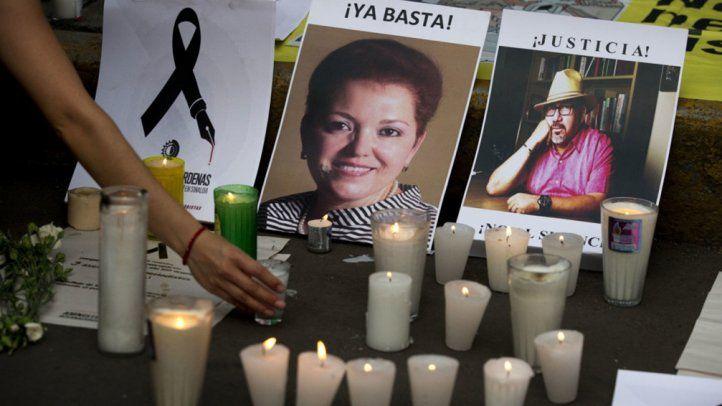 Impunidad, el periodismo en la mira