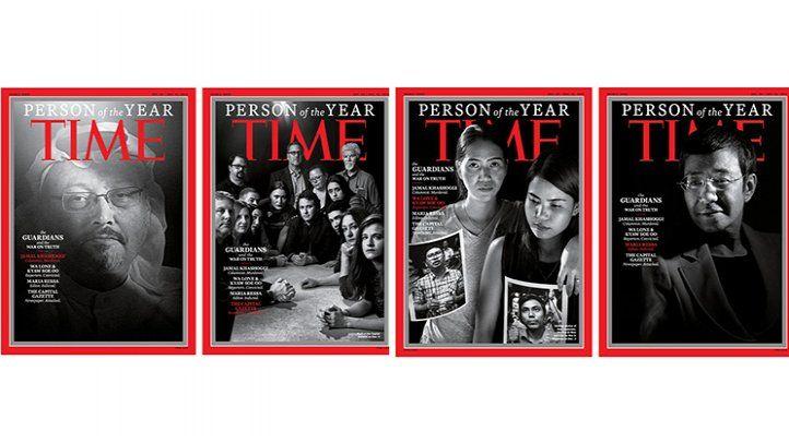 Personaje del año de Time: El periodismo martirizado